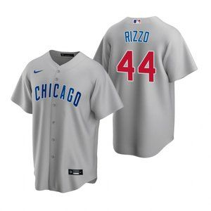 Chicago Cubs #44 Anthony Rizzo Jersey